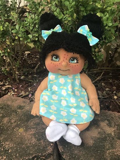 "12"" toddler doll / 18"" toddler doll"