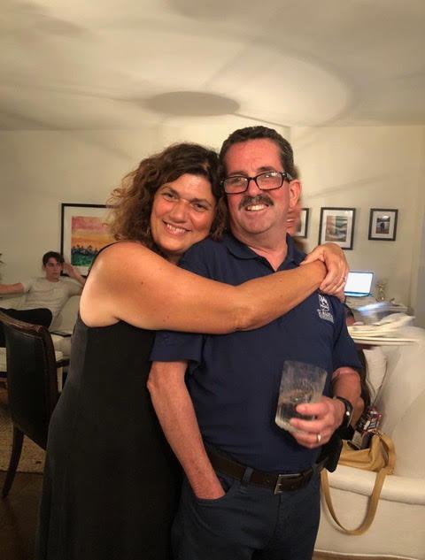 Gloria Squitiro Hugs