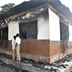 Deal with fire outbreaks in schools - Africa Education Watch