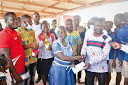 Swedru Teachers' Credit Union supports 57-year- old BECE candidate
