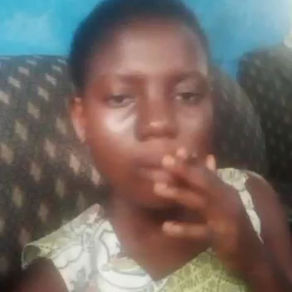 Kwegir Aggrey SHS Female Student Spotted Sm*king 'Weed' (Video)