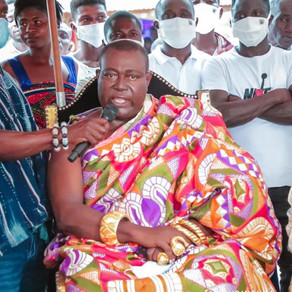 Free SHS is transforming our communities- Tain chiefs