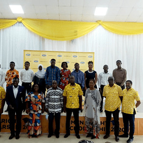 MTN Ghana awards scholarships to 50 students in Northern Sector