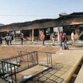 Buipe SHS closed for one week following fire outbreak