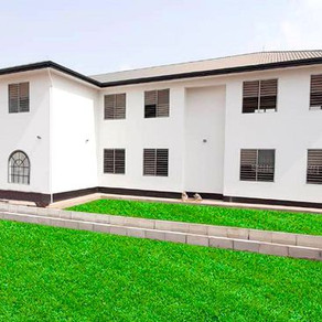 Old Achimotans construct modern science facility for school