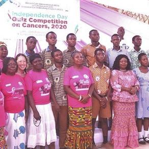 OWASS wins breast cancer debate in Kumasi