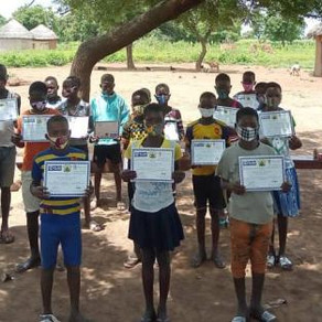 Plan International Ghana imparts literacy, numeracy skills to children