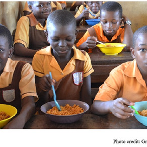 Review school feeding grants - CSOs urge Govt