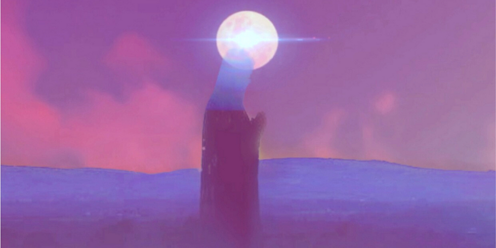 Virgo Full Moon Healing Grace Meditation with Mother Mary (Livestream)