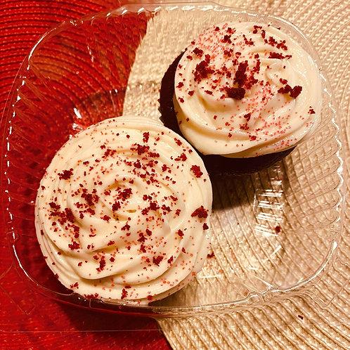 Red Velvet Cupcakes - Sepfr