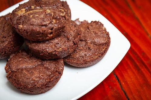 1 Dozen Chocolate Brownies