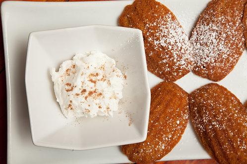 1 Dozen Sweet Potato Madelines
