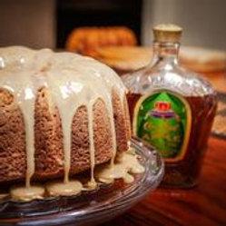 Apple Crown Brown Sugar & Toffee Cake