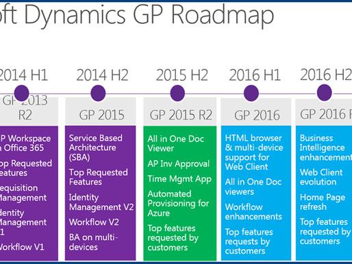 Microsoft Dynamics GP 2016 – Coming Soon!