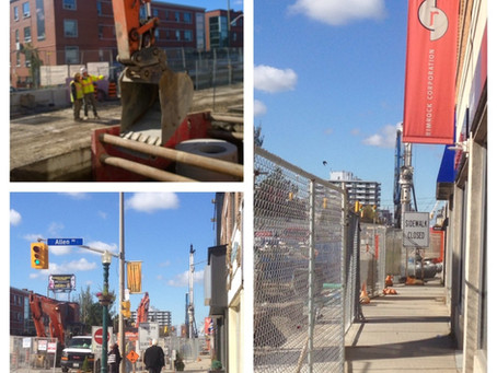 TTC Construction Watch
