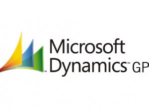Business Portal Discontinued in Microsoft Dynamics GP 2015