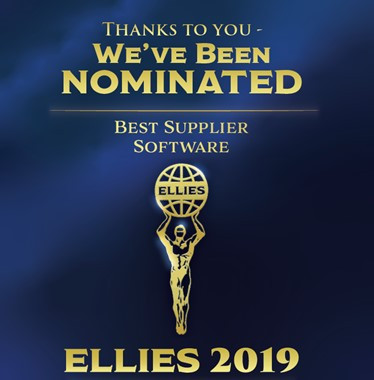 FIELDBOSS IS NOMINATED FOR AN ELLIE