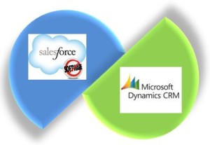 Microsoft and Salesforce Joining Forces