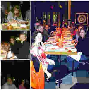 Year End Dinner 1