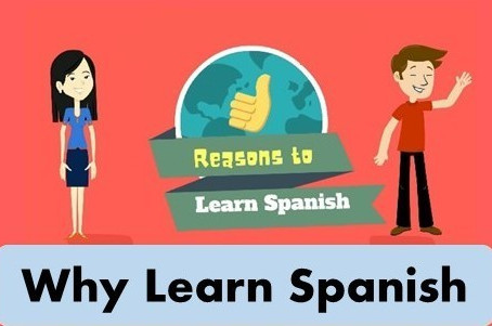 Why You should learn Spanish ?