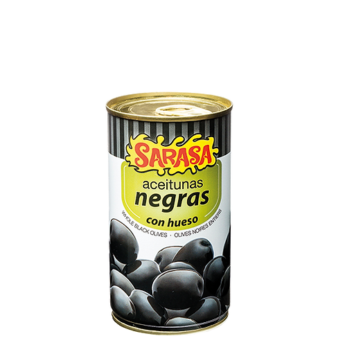Black Olives Sarasa 370ML