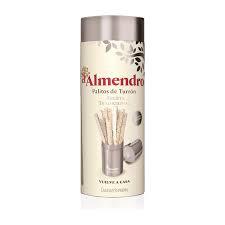 El Almendro Almond Turron Sticks