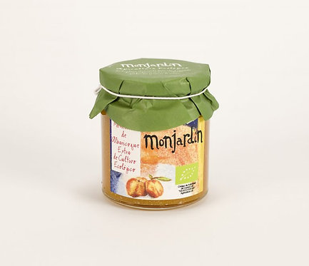 Organic extra Apricot Jam 260gr