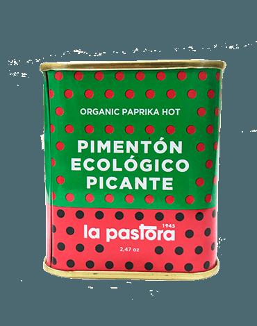 La Pastora Organic Hot Paprika