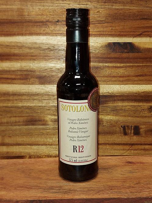 Sweet Pedro Ximenez Vinegar Aged 12 375Ml