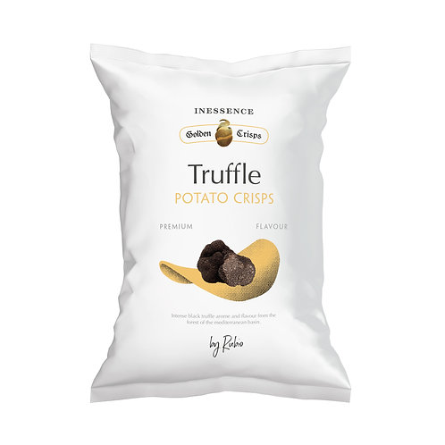 Inessence Potato Chips Black Truffle Flavored