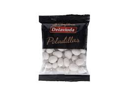 Delaviuda Peladillas Sugar coated almonds 150gr