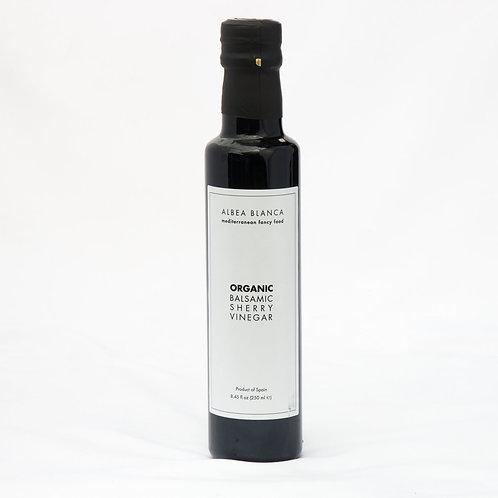 Organic Sherry Balsamic Vinegar, ALBEA BLANCA
