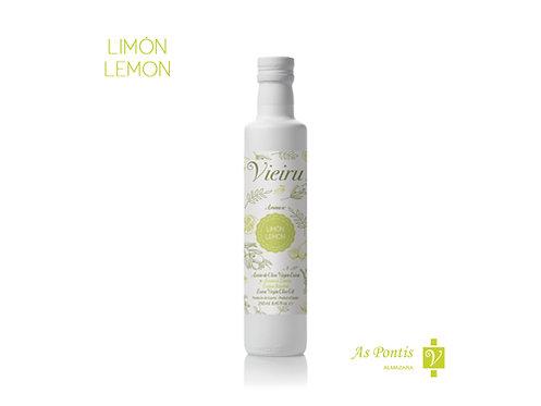 Lemon Flavoured Extra Virgin Olive Oil - 250ml