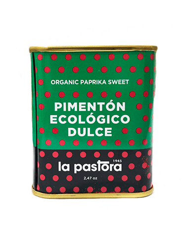 La Pastora Organic Sweet Paprika