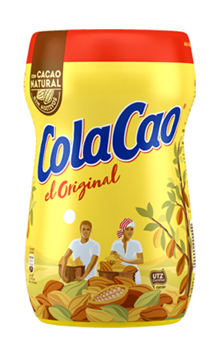 Original Chocolate Drink Cola Cao Mix 390gr