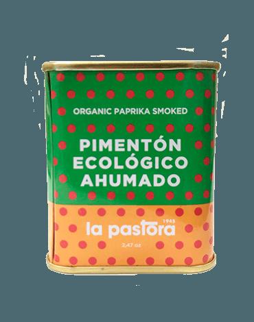 La Pastora Organic Smoked Mild Paprika