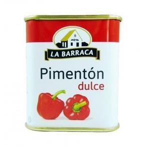 La Barraca Pimentón Dulce / Mild Paprika 75gr