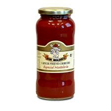 Choricero Pepper Paste 550gr Don Molinico