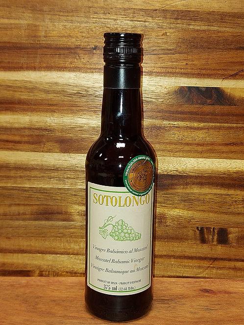 Sweet Moscatel Vinegar 375Ml Sotolongo