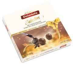 Delaviuda Chocolate Bonbons Three Flavours Gift Pack DELAVIUDA 200Gr
