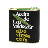 Las Valdesas, Extra Virgin Olive Oil, Arbequina, Picual 2500 ml