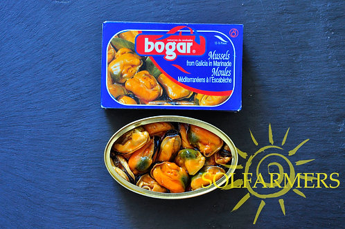 Mussels in Marinade 12-16 pcs