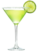 Melon Margarita recipe, hire the barman