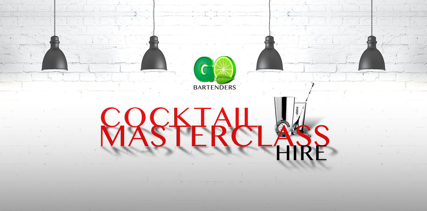 Cocktail making class Hire