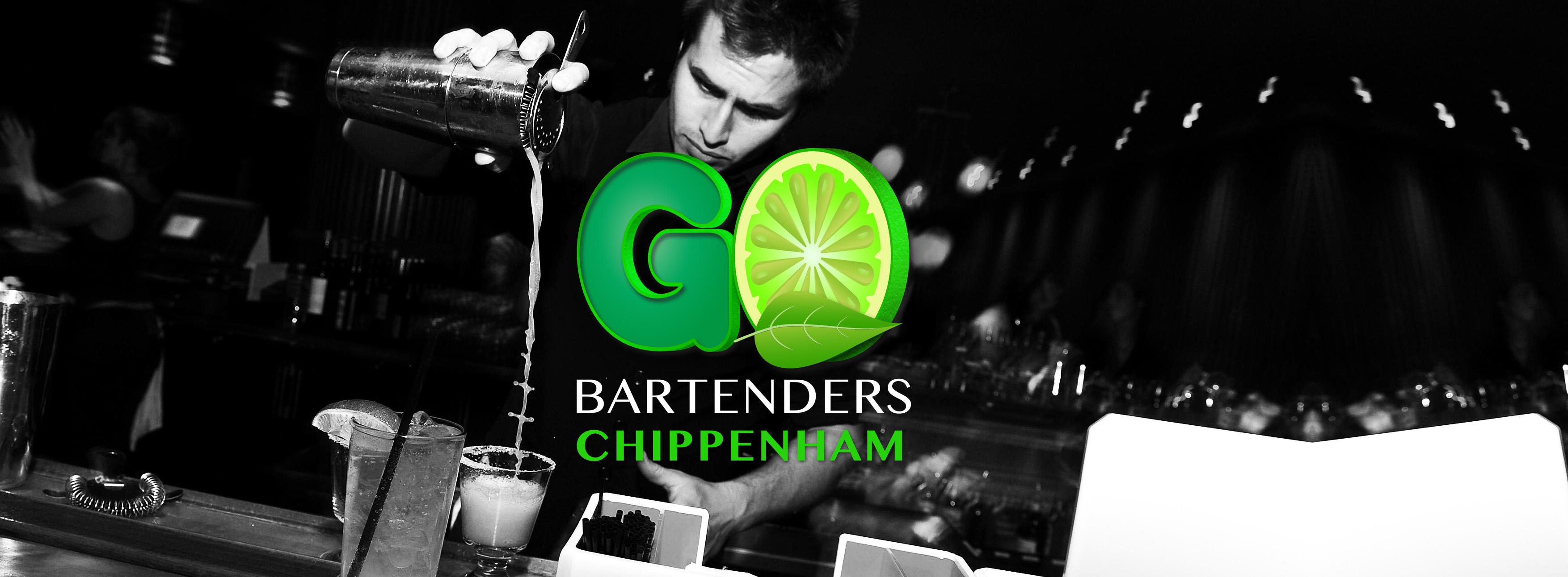 Chippenham cocktail service.