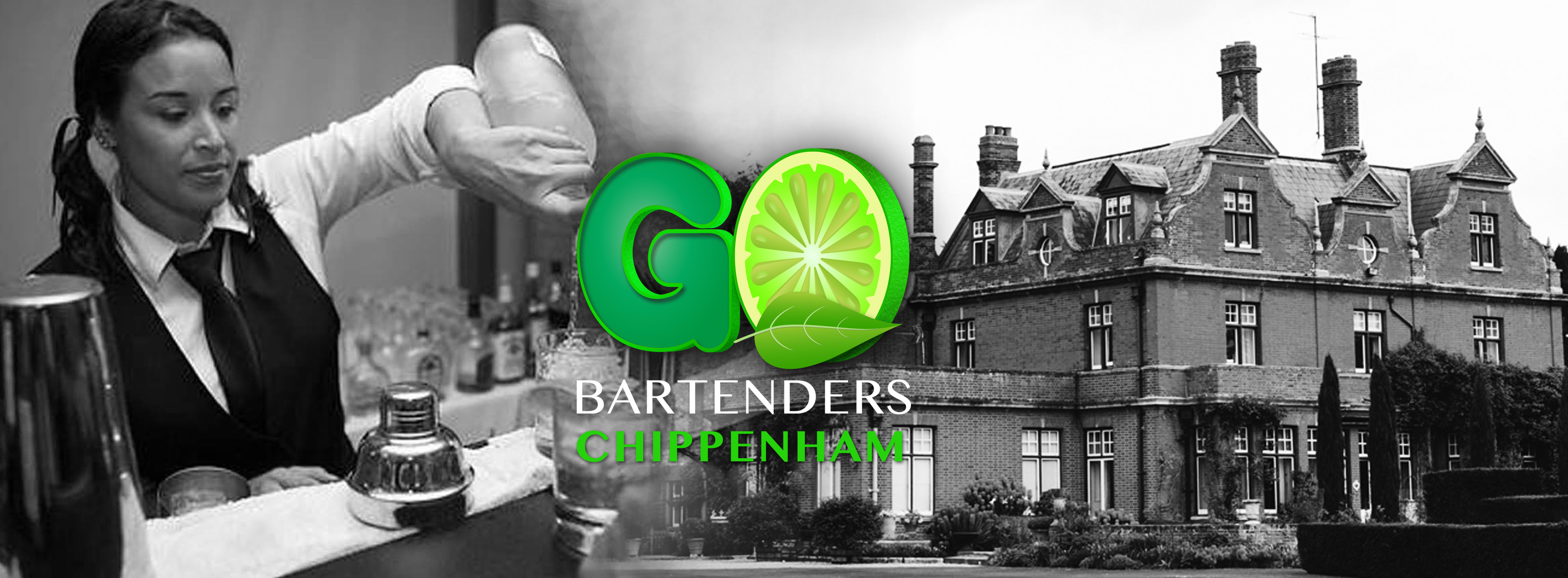 Chippenham bartender hire.
