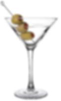 Martini cocktail recipe // mobile cocktail service