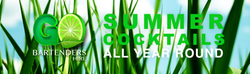 Summer cocktails, Hereford