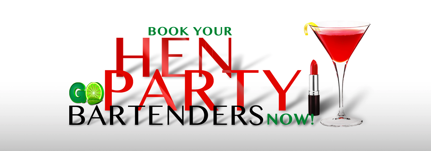 hen party bartender hire