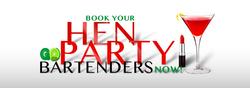 hen party bartender hire